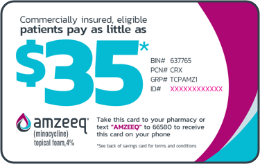 AMZEEQ™ savings and support
